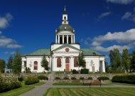 Landförsamlings Kirche von Skelleftea