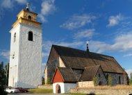 Nederlulea-Kirche in Gammelstad