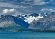 Gletscher bei Olderdalen