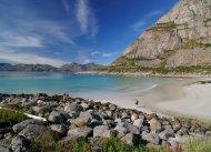 Strand bei Rorvik