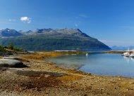 Küste am Hamarøy Hotel