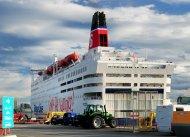 Fähre Oslo-Frederikshavn