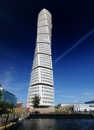 Twisted Tower von Malmö