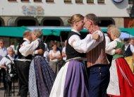 Folkloretanz in Linköping