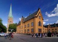 Dom und Rathaus von Linköping