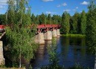 Lejonströmsbron in Skelleftea